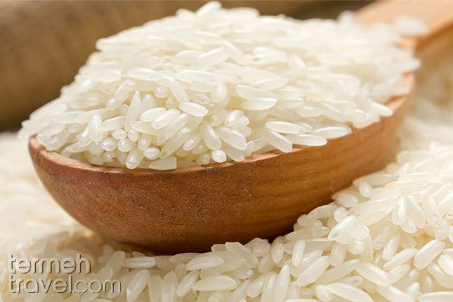 Rice for Ghormeh Sabzi | Termeh Travel