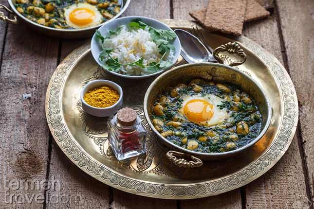 Baghali Ghatogh-Persian Foods-Termeh Travel
