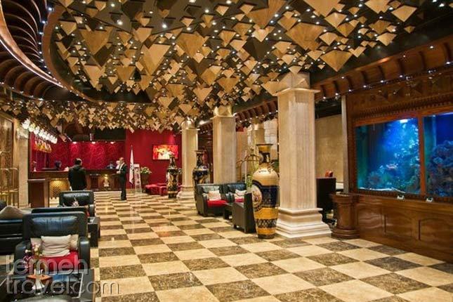 Ferdowsi Hotel Tehran-Termeh Travel