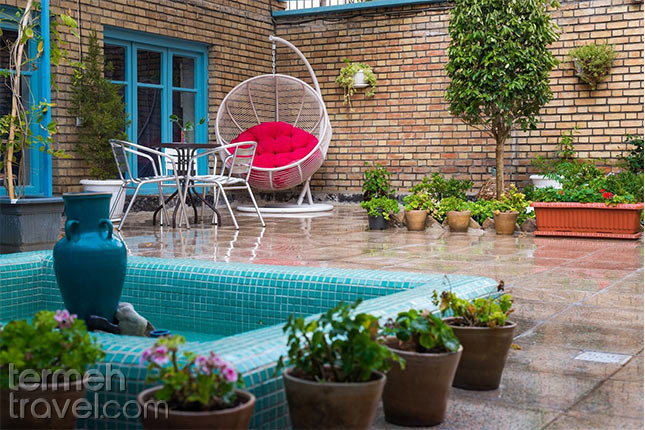 13 Best Hotels and Hostels In Tehran 1