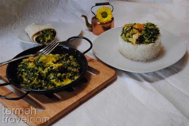 Torshi Tareh-Persian Foods-Termeh Travel
