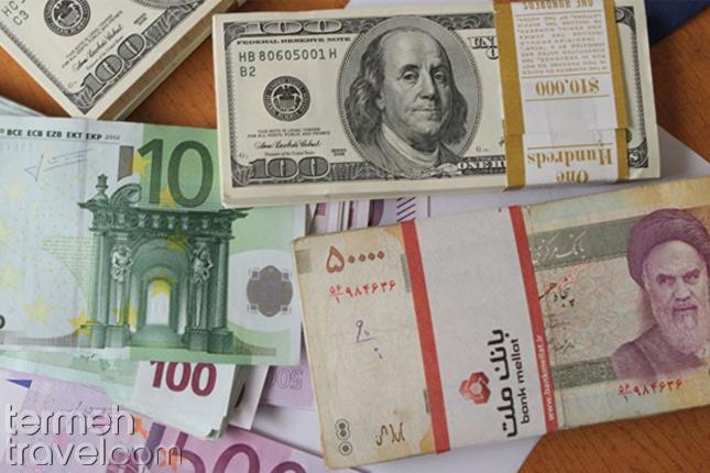 Exchanging Money in Iran-Termeh Travel