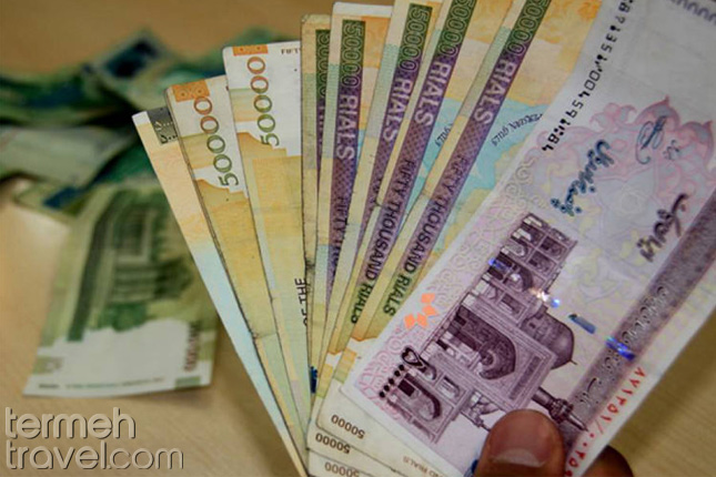 Different banknotes in Iran-Iran's Currency- Termeh Travel