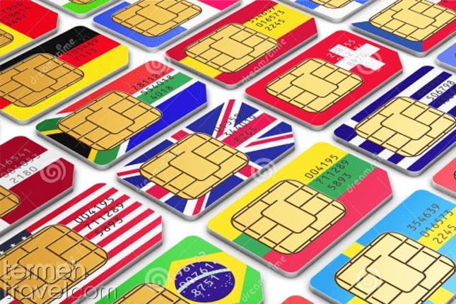 International sim cards- Termeh Travel