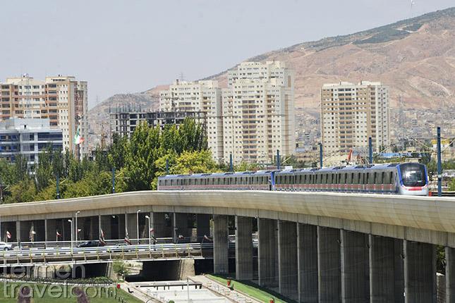 Tabriz Metro- Termeh Travel