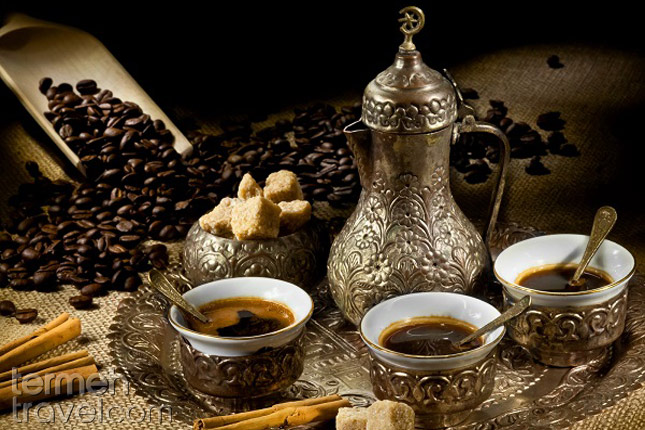 Arabic Coffee in Khuzestan Iran- Termeh Travel