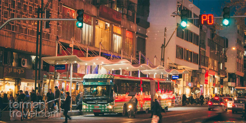 Public Transport in Iran