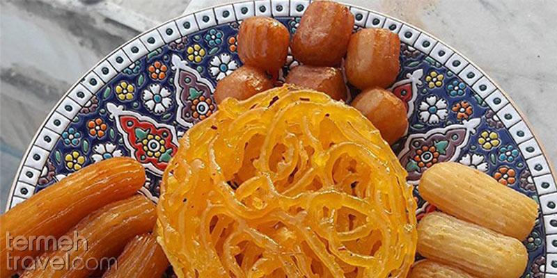 Zoolbia and Bamiyeh of Ramadan- Termeh Travel