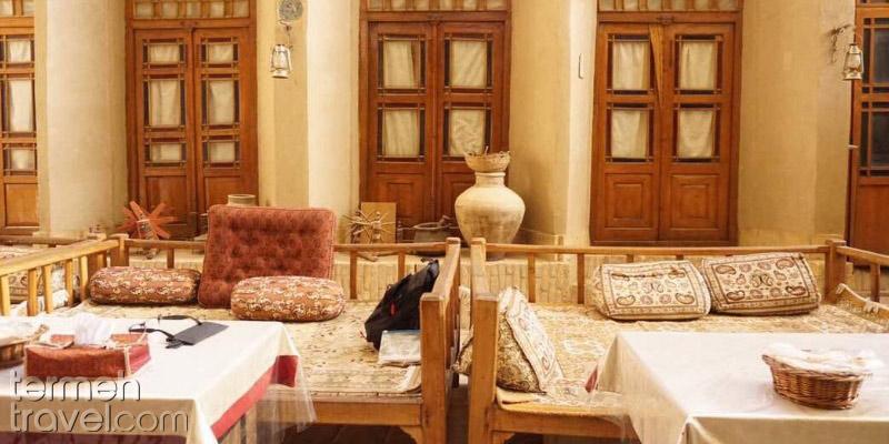 Yazd's Silk Road- Termeh Travel
