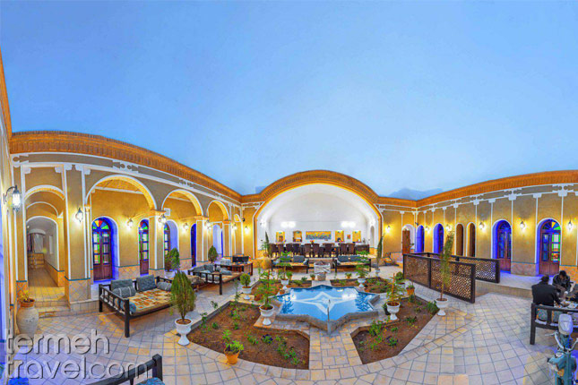 Yazd's Friendly Hostel