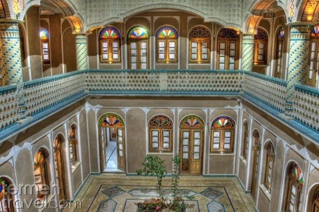 Fazeli Hotel of Yazd- Termeh Travel