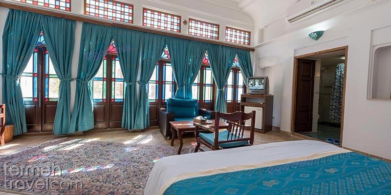 Laleh Hotel of Yazd- Termeh Travel
