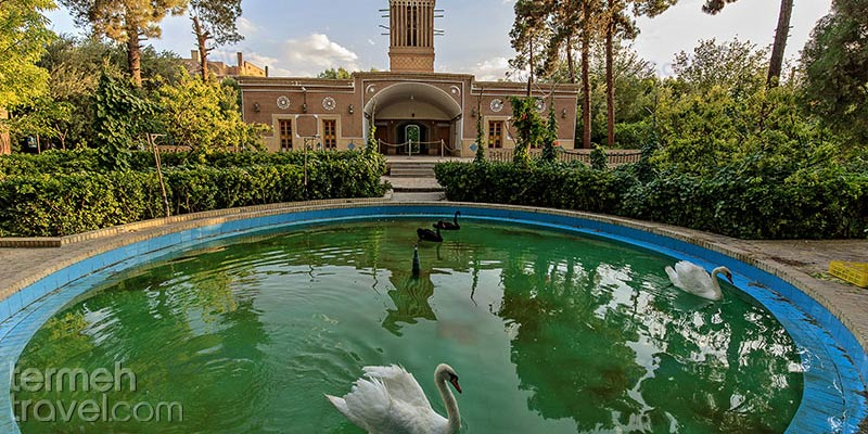 Moshir Garden Hotel of Yazd- Termeh Travel