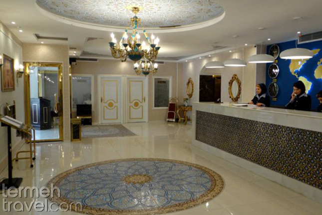 Khajoo Hotel in Isfahan- Termeh Travel