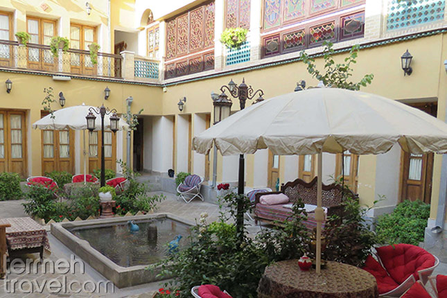 Sunrise Hotel in Isfahan- Termeh Travel