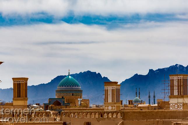 Yazd of Iran- Termeh Travel