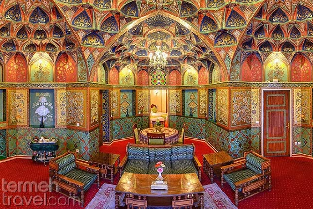 Abbasi Hotel in Isfahan- Termeh Travel