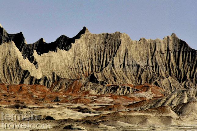Merikhi Mountain- Termeh Travel