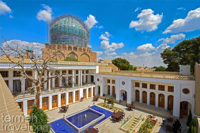 Keryas Hotel in Isfahan- Termeh Travel
