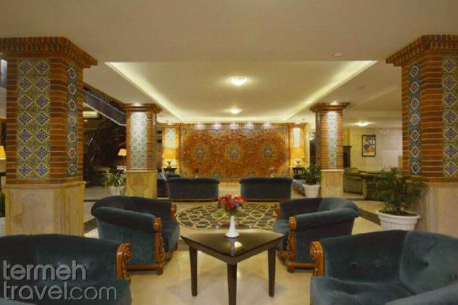 Arg Hotel in Shiraz- Termeh Travel