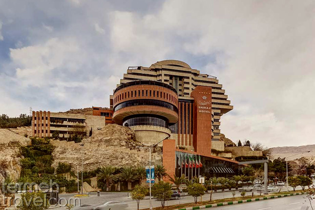 The Shiraz Grand Hotel- Termeh Travel