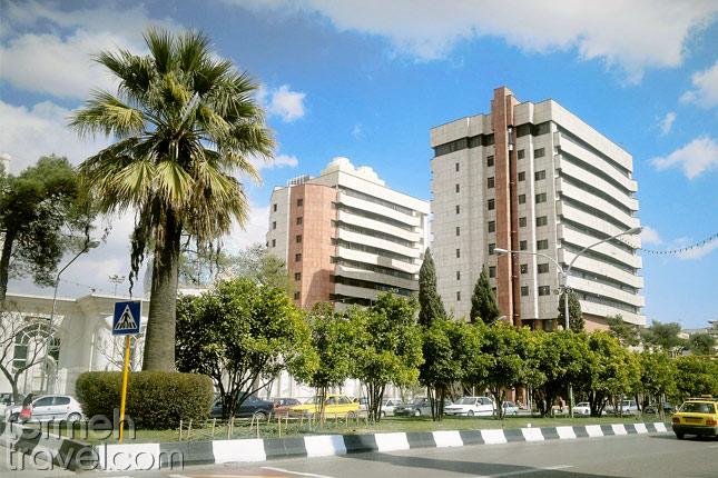 Pars Hotel in Shiraz- Termeh Travel