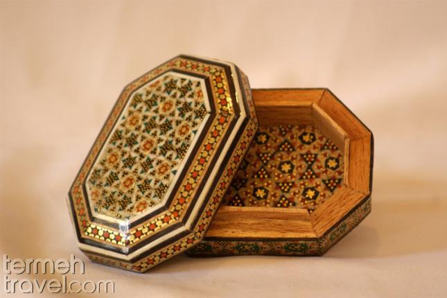 Persian Khatam- Termeh Travel