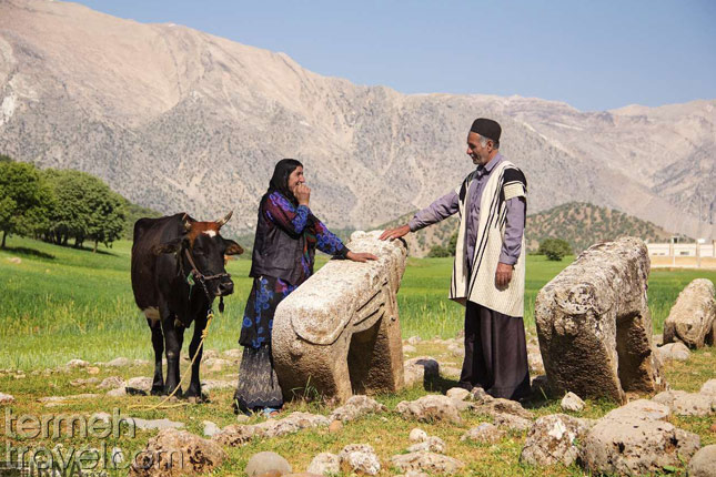 Bakhtiari Tribe in Iran-Nomads of Iran- Termeh Travel