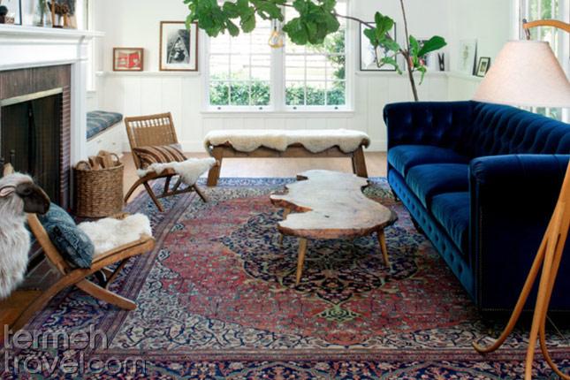 Taking care of Persian Carpets- Termeh Travel