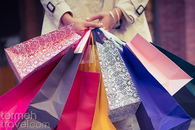 Shopping in Iran- Termeh Travel