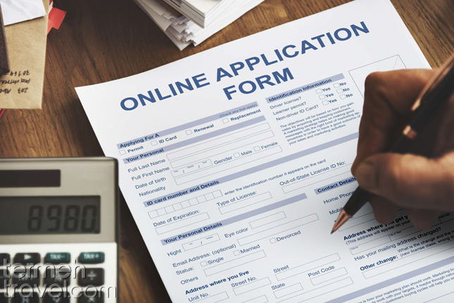 Online Visa Application for Pakistanis- Termeh Travel