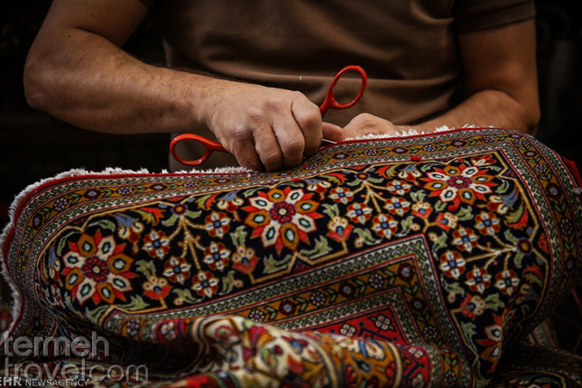 Persian Carpet- Termeh Travel