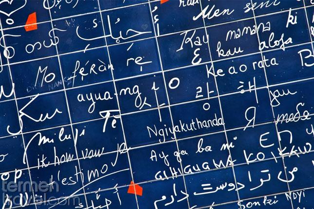 Similarities between Farsi and other languages- Termeh Travel