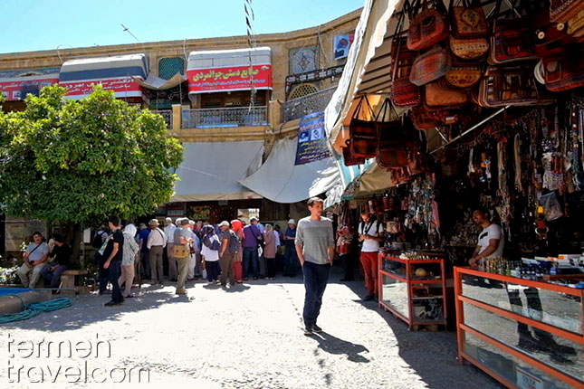 Vakil Bazaar- Termeh Travel