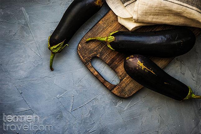 Eggplant - Termeh Travel