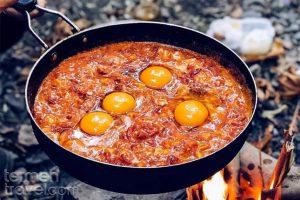 Persian Omelette 1