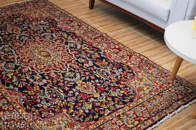 Kerman Rug- Termeh Travel
