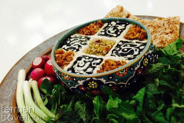 Haleem Bademjan- Termeh Travel