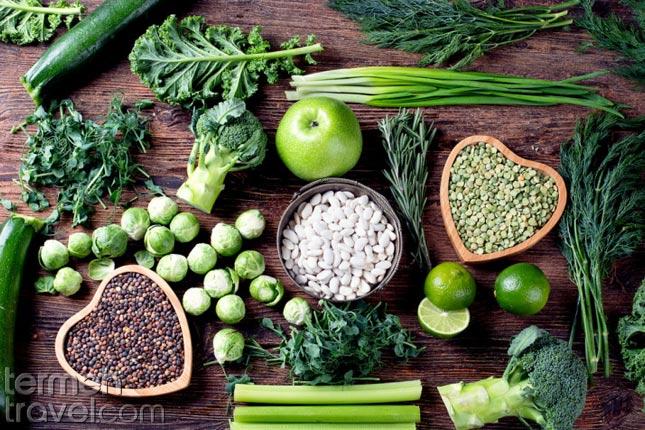 Vegetables, fruit and legume- Termeh Travel