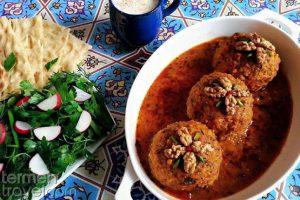 Koofteh Tabrizi, The Complex Persian Meatball 1