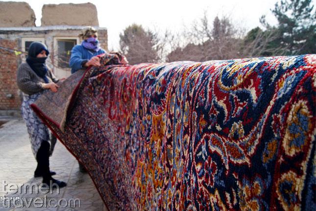 Khaneh Tekani in Nowruz- Termeh Travel