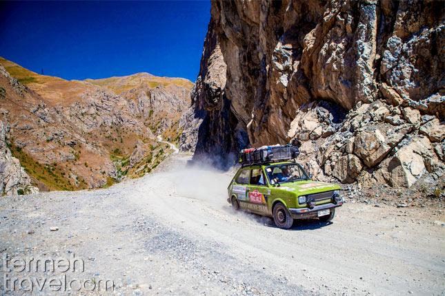 Mongol Rally- Termeh Travel