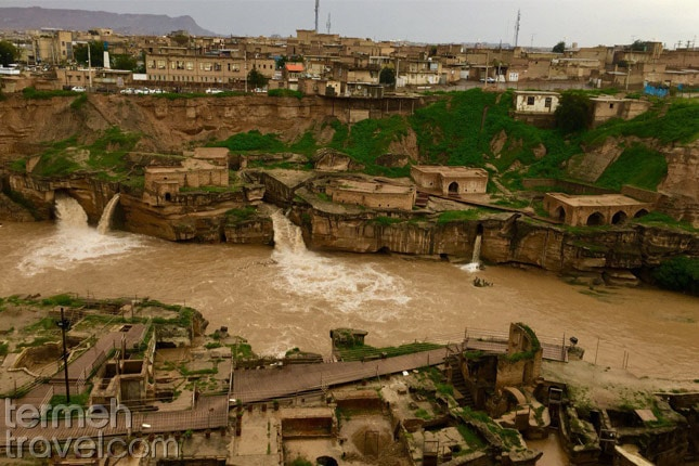 Shushtar Historical Hydraulic System- Termeh Travel