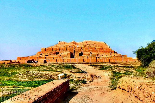 Chogha Zanbil Susa- Termeh Travel