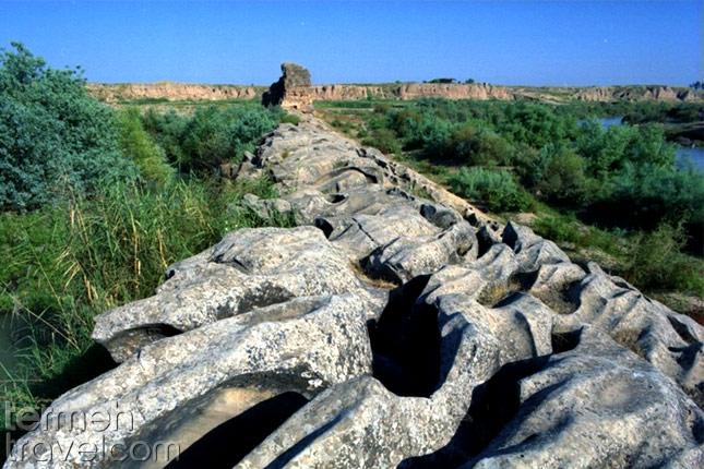 Mahibazan Weir- Termeh Travel