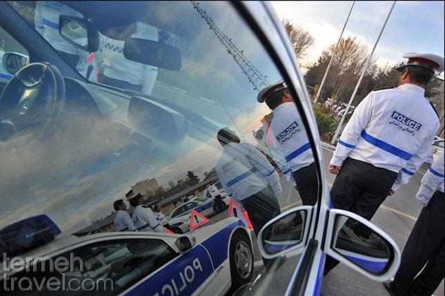 Driving rules in Iran- Termeh Travel