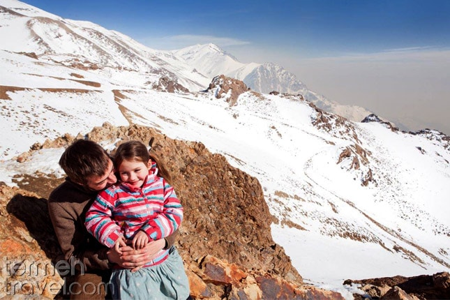 Travel to Iran with children- Termeh Travel