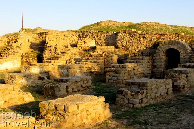 alasel Castle- Termeh Travel