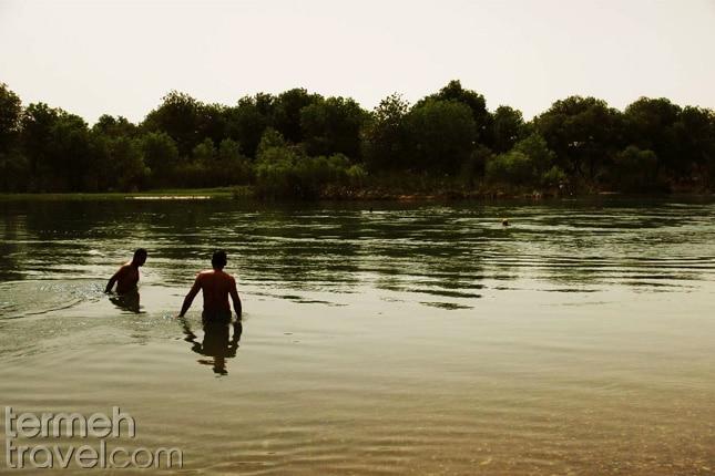 Karkheh River Susa- Termeh Travel