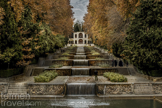 Shazdeh Garden in Kerman- Termeh Travel